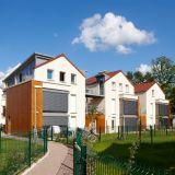 2012 - Migennes - Rue Jean Mermoz - Yonne (89). Construction de 37 logements collectifs sociaux et 7 maisons individuelles.