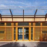 2011 - Venoy - Yonne (89). Construction d'un pôle périscolaire.