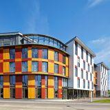 2012 - Auxerre - Porte de Paris - Yonne (89). Construction d'un EHPAD de 90 chambres.